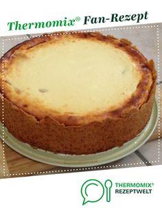 Käsekuchen mit dreierlei Quark von Thermomix-Forever. Ein Thermomix ® Rezept aus der Kategorie Backen süß auf www.rezeptwelt.de, der Thermomix ® Community.