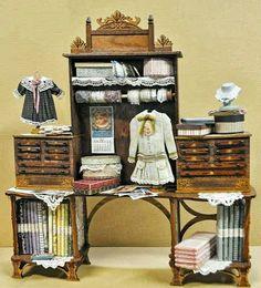 Good Sam Showcase of Miniatures: Lisa Engler, Lisa's Little Things