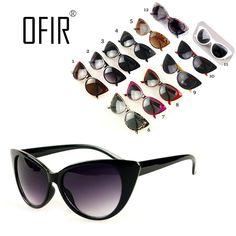 NEUE Katzenaugen-sonnenbrille Frauen Mode Sexy UV400 Sonnenbrille Markendesigner Outdoor Weiblich Brillen oculos de sol feminino NK-4