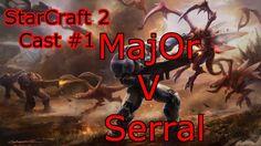 My first StarCraft 2 LotV cast C&C welcome TvZ MajOr v Serral - Abyssal Reef #games #Starcraft #Starcraft2 #SC2 #gamingnews #blizzard