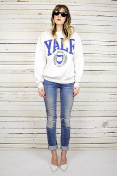 How to Wear Blue Jeans: 60 Outfits to Inspire   StyleCaster