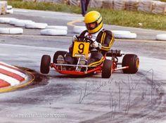 Ayrton Senna in 1981.