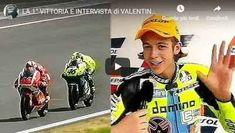 La 1° vittoria e intervista di Valentino Rossi in 125cc - VIDEO LA 1° VITTORIA E INTERVISTA DI VALENTINO ROSSI IN 125CC: Valentino Rossi è tra i piloti più titolati del motociclismo, in virtù dei nove titoli mondiali conquistati (cinque dei quali vinti consecutivamente tra il 2001 e il 2005), è l'unico pilota nella storia del Motomondiale ad aver vinto il Mondiale in quattro classi differenti: 125 (1), 250 (1), 500 (1) e MotoGP (6). Fin da bambino ha sempre u #valentino Valentino Rossi 46, Thing 1, Motogp, In This Moment, History, Video, Youtube, Fashion, Moda