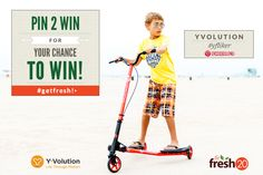#getfresh and get moving on this Y Fliker F3 Scooter from Yvolution! @YvolutionWorld  #yvolution  #Yfliker