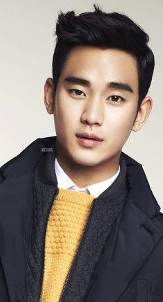 ZioZia F/W 2014 #KimSooHyun #김수현