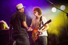 Stone Gossard & Jay-Z - Made in America 2012