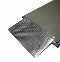 36 Inch Wide Trailer Door Ramp Extension (Single) from pitproducts.com