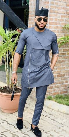 Mens Style Discover African mens clothing African clothing for men African suit Traditional Mens Wear Christmas wears mens African outfit African print African Wear Styles For Men, African Shirts For Men, African Dresses Men, African Attire For Men, African Clothing For Men, Latest African Fashion Dresses, Nigerian Clothing, Nigerian Men Fashion, Indian Men Fashion