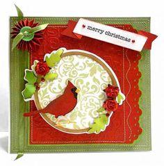 Youtube Cricut Christmas Card Ideas