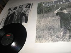 Orphan  - Lonely At Night , record nm more mint