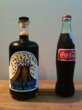 Cold extracted coffee syrup. Gotta try this