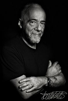 paulo coelho - just read everything this man has ever written!!