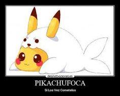 Resultado de imagen para picachu kawai