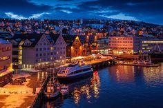 Tromsø, Troms, Norway.
