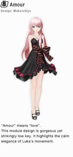 MODULES | Hatsune Miku: Project DIVA F