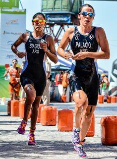 La Paz, Romina Palacio Balena de @pro_run ganó la Copa Continental ITU