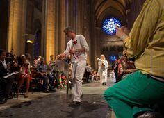 Animals Being Blessed At St. John The Divine. Every year brings different animal surprises.