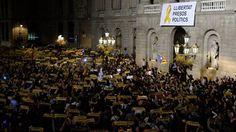 La justicia cierra el cerco sobre Puigdemont pide su arresto - LA NACION (Argentina)