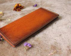 Femmes porte-monnaie portefeuille par MagicLeatherStudio sur Etsy