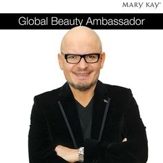 Congratulations, @luiscascomakeup! #MaryKayPhilippines celebrates the new #MaryKay Global Beauty Ambassador. #MKP