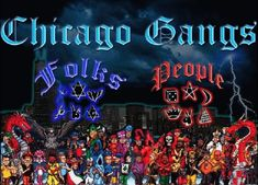 chicago gangs | ... Victim of Gang Violence to expert on the issue » Street Gang Life