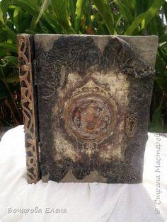 Книга-шкатулка фолиант. фото 1