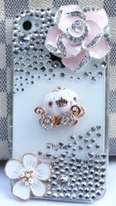 Gifts for Teens:  Cinderella iPhone Case @ Etsy