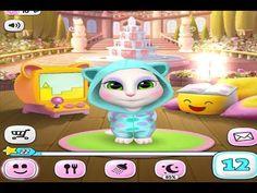 My Talking Angela - Pajama Onesie - Android Gameplay #8