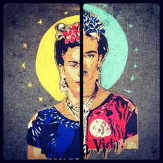 Frida Khalo stencils❤❤❤