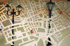 "Hermès, London, UK, ""The West End of London"", close-up, pinned by Ton van der Veer"
