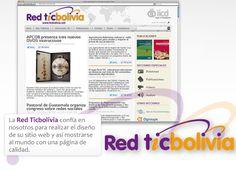 Se realiza el portar de la Red Tic Bolivia