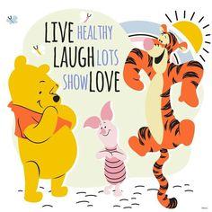 Disney's Winnie the Pooh:) Winnie The Pooh Quotes, Winnie The Pooh Friends, Disney Winnie The Pooh, Eeyore, Tigger, Tweety Bird Quotes, Love Is Cartoon, Cartoon Books, Pooh Bear