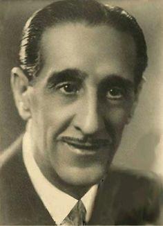 Antonio Riquelme actor español n.en Madrid 1894+1968  en Madrid
