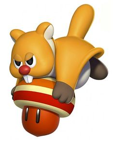 Squirrel  Super Acorn - Characters  Art - New Super Mario Bros U.jpg