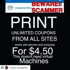 #Repost @i_love_coupons_  So many other couponers are being screwed right now! Please pass this around this scumbag needs to stop ripping us off! @couponsmiley #glitch #unlimitedip #unlimitedips #ipfairies #ipfairy #iso #ufs #uft #couponcommunity #couponingcommunity #coupon #coupons #couponer #coupon101 #couponers #couponsforsale #couponforsale #couponsforsale #couponaddict #coupontrade #couponing101 #couponfamily