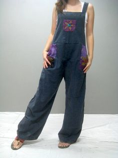 NEW We love jumpsuit JM309.2 by thaitee on Etsy, $47.00