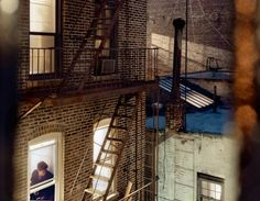 Out My Window by Gail Albert Halaban #nyc