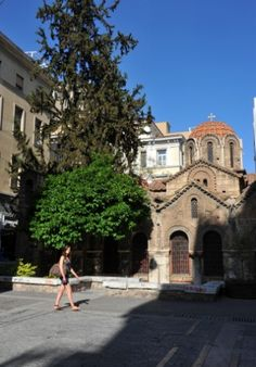 On Foot - Byzantine Athens