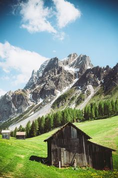 Spring in the #Dolomites of northern #Italy: