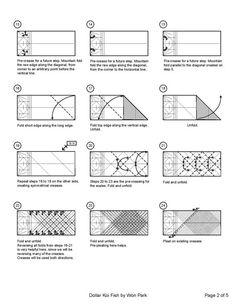 1000 images about origami on pinterest koi dollar for Origami koi fish tutorial