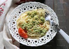 Полезная паста с соусом из авокадо | Рецепты правильного питания - Эстер Слезингер