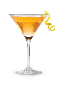 The New Vesper Martini is a modern variation of the classic Vesper Martini. Made from New Amsterdam gin, New Amsterdam vodka, Aperol and bitters, and served in a chilled cocktail glass. Vodka Mixed Drinks, Best Mixed Drinks, Vodka Drinks, Fun Drinks, Cocktails, New Amsterdam, Pineapple Mojito, The Best Vodka, Cocktail