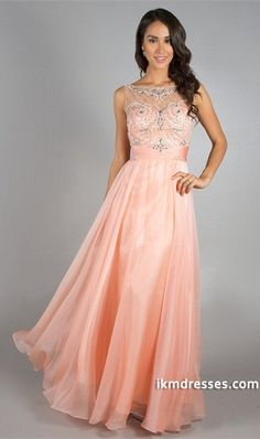 http://www.ikmdresses.com/2014-Splendid-Scoop-Neckline-Beaded-Tulle-Bodice-Prom-Dress-Sweep-Train-p84381