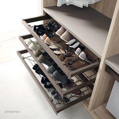 Best Indoor Garden Ideas for 2020 - Modern Closet Nook, Bedroom Closet Storage, Bedroom Closet Design, Home Room Design, Closet Designs, Walk In Closet, Wardrobe Room, Dressing Room Design, Gothic Home Decor