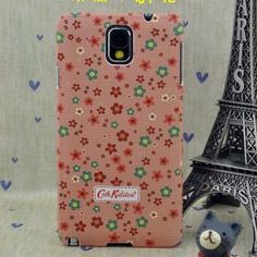Cath Kidston Colorful Tiny Flowers Samsung Note 3 Case - Orange