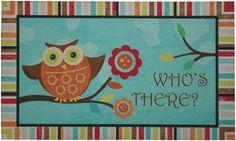 Mohawk HOme Owl Who Hoot Doormat Mohawk HOme http://www.amazon.com/dp/B00D9NSF1G/ref=cm_sw_r_pi_dp_3cy3tb0FK38RN3HY