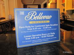 Disney's Boardwalk Resort: Bellevue Lounge