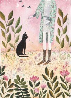 SONIA CAVALLINI ILLUSTRATION  : http://www.soniacavallini.com/
