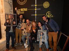 """Les """"CaRedagneau"""" ! Une super équipe qui est venu joué à la Sorbonne ! Merci de nous avoir fait avancer dans notre objectif ! A très vite j'espère :-)"""