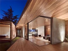 BAL #HOUSE by Terry & Terry #architecture #MenloPark #UnitedStates #2011 #interiordesign